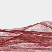 Red.318 Art Print