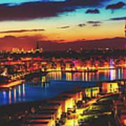 Reflections Of Dortmund Art Print