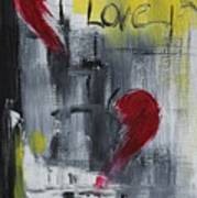 Remember Love Art Print