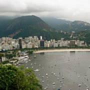Rio De Janeiro Vi Art Print