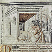 Roger Bacon (1214?-1294) Art Print