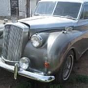 Rolls Royce Silver Wraith Art Print