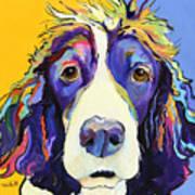 Sadie Art Print by Pat Saunders-White