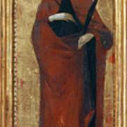 Saint Apollonia Art Print