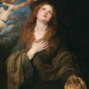 Saint Rosalie Art Print