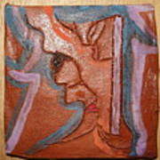 Salon - Tile Art Print