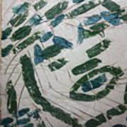 Samson - Tile Art Print