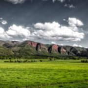 San Juan Mountains Of Colorado Art Print