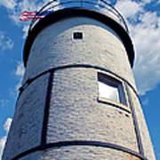 Sandy Neck Lighthouse Art Print