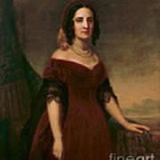 Sarah Polk, First Lady Art Print