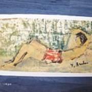 Schita 2 Art Print
