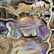 Seaview Art Print
