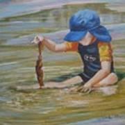 Seaweed Search Art Print