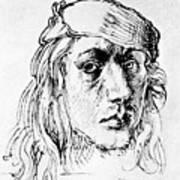 Self Portrait 1493  Art Print