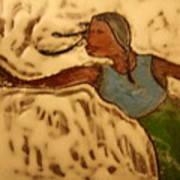 Selma - Tile Art Print