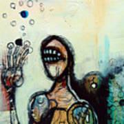 Separation Of Mind Art Print