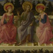 Seven Saints Art Print