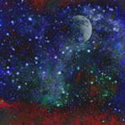 Signs In The Heavens Art Print
