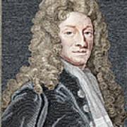 Sir Christopher Wren, Architect Art Print
