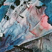 Skid Row Blues Art Print by Shirley McMahon