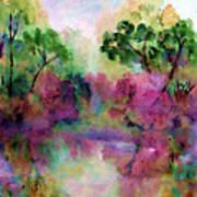Spring Time In Alabama Art Print