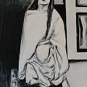Sri Anandamayi Ma Art Print