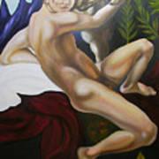 St John The Baptist Art Print