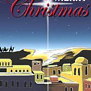 Star Of Bethlehem Art Print