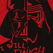 Star Wars - The Force Awakens Art Print