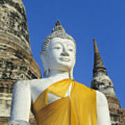 Sukhothai Historical Park Art Print