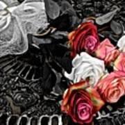 Sundial Bouquet Art Print