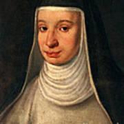 Suor Maria Celeste, Galileos Daughter Art Print