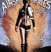 Tales Of The Airship Pirates Art Print