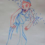 Teso Traditional Dance Uganda Art Print