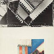 Textile: Technique Demonstration Art Print