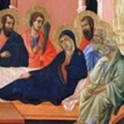 The Apostles Of Maria Fragment 1311  Art Print