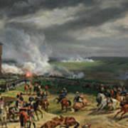 The Battle Of Valmy Art Print