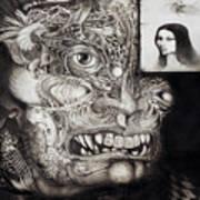 The Beast Of Babylon Art Print