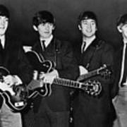 The Beatles Art Print by Granger