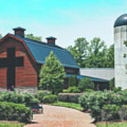 The Billy Graham Library Art Print