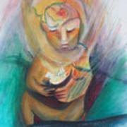 The Birth Of Peace Art Print