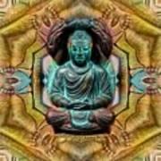 The  Buddhas Of Ayahrtyan  Art Print