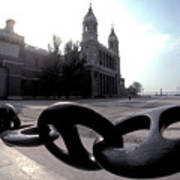 The Chain In Spain Art Print