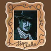 The Duke T-shirt Art Print