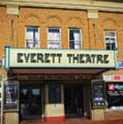 The Everett Art Print