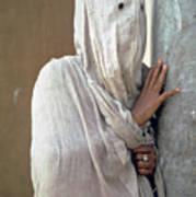The Faceless Woman Art Print