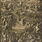The Last Judgment Art Print