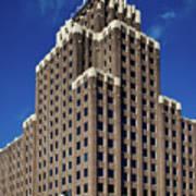 The National Archives Building - St Louis Art Print