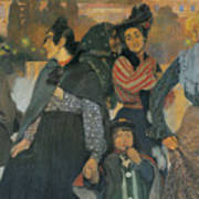 The Origins Of The Modern In Basque Art Print