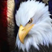 The Patriot Art Print